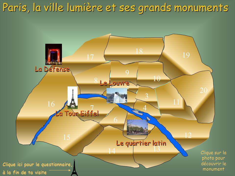 Clique sur la photo pour découvrir le monument