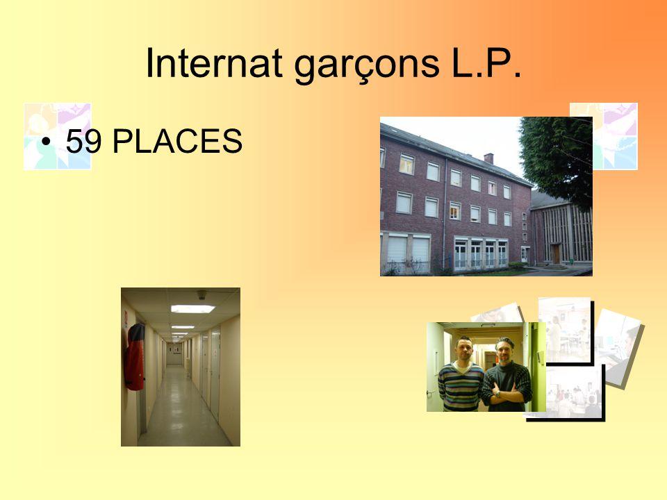 Internat garçons L.P. 59 PLACES