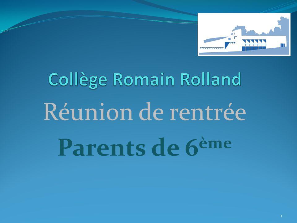 Collège Romain Rolland