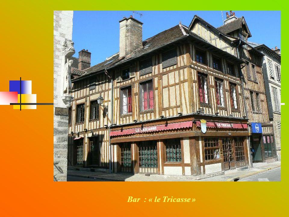 TROYES La Cité des TRICASSES