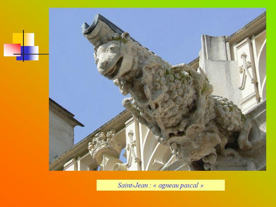 Saint-Jean : « agneau pascal »