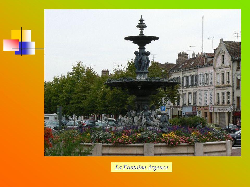 La Fontaine Argence