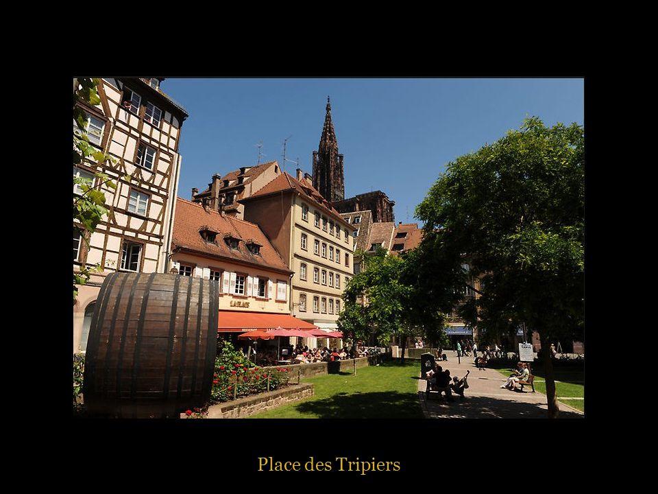 Place des Tripiers