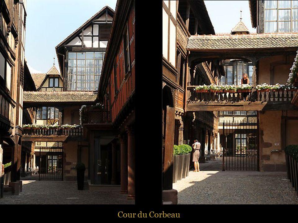Cour du Corbeau