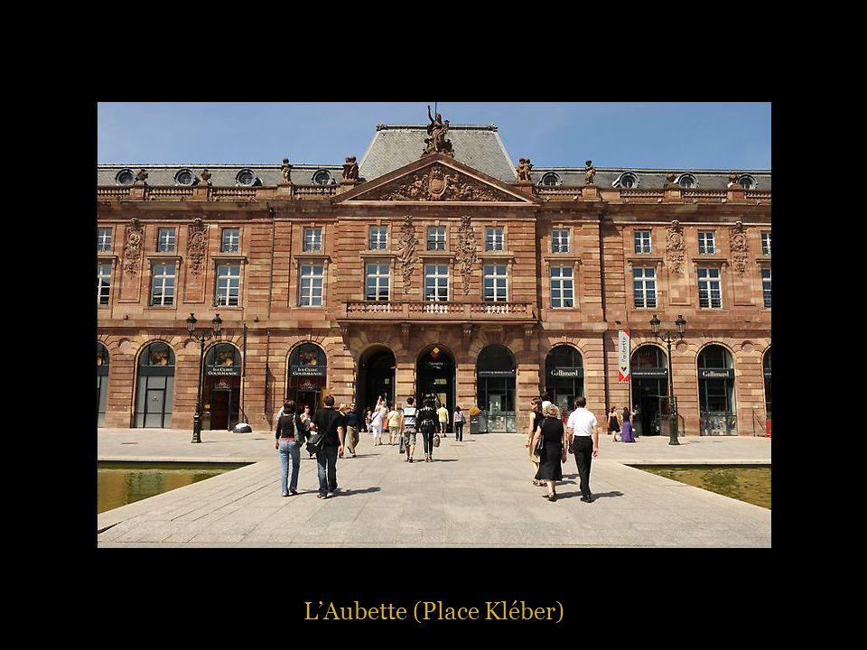 L'Aubette (Place Kléber)