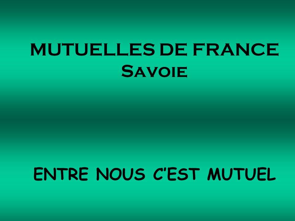 MUTUELLES DE FRANCE Savoie