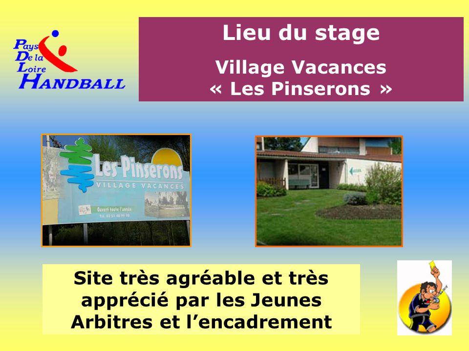 Village Vacances « Les Pinserons »
