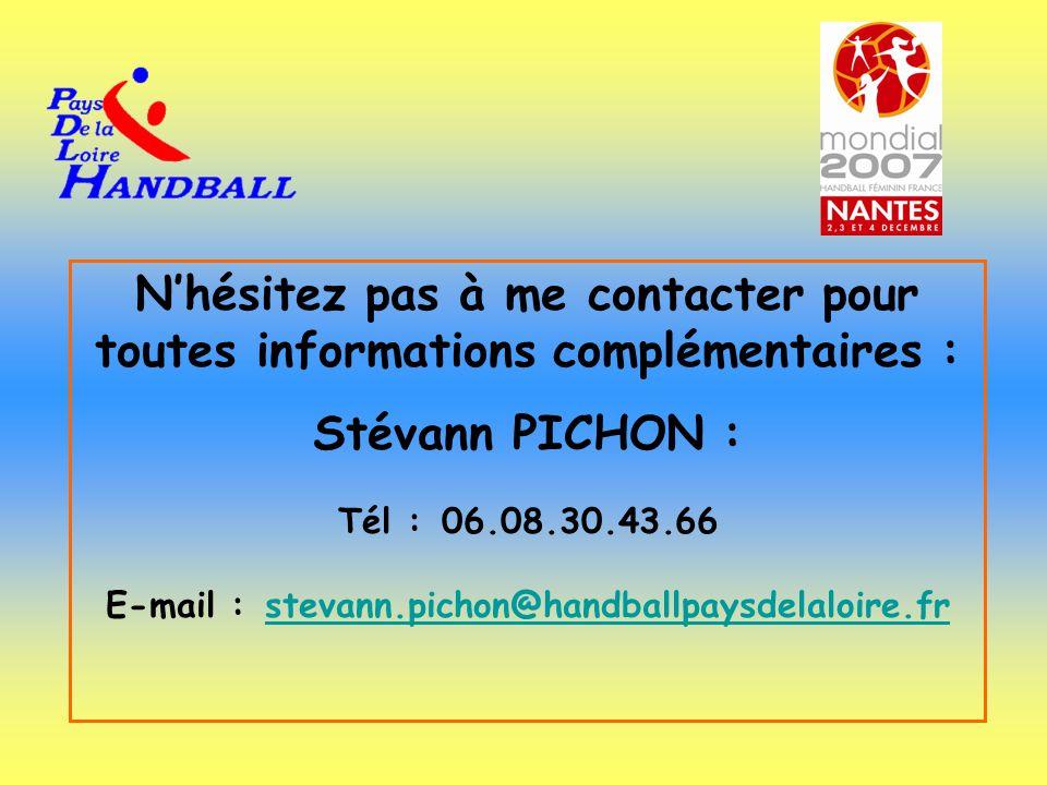 E-mail : stevann.pichon@handballpaysdelaloire.fr