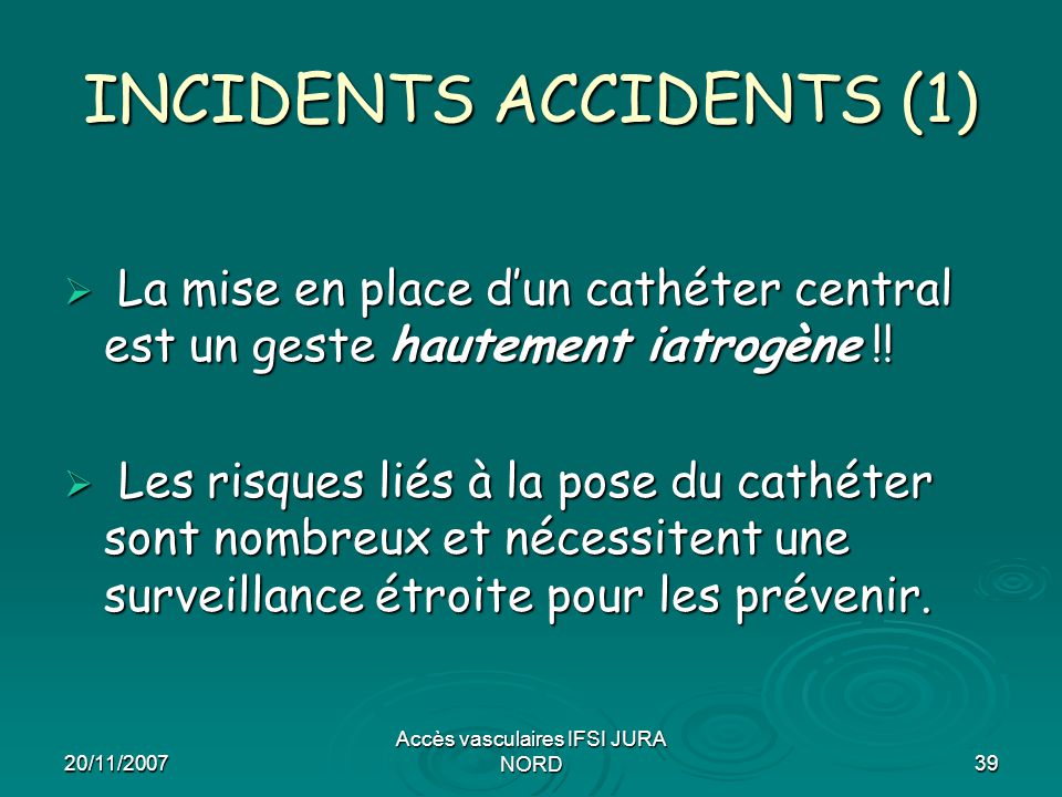 INCIDENTS ACCIDENTS (1)