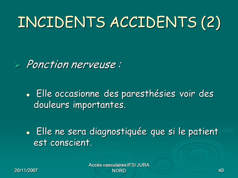 INCIDENTS ACCIDENTS (2)