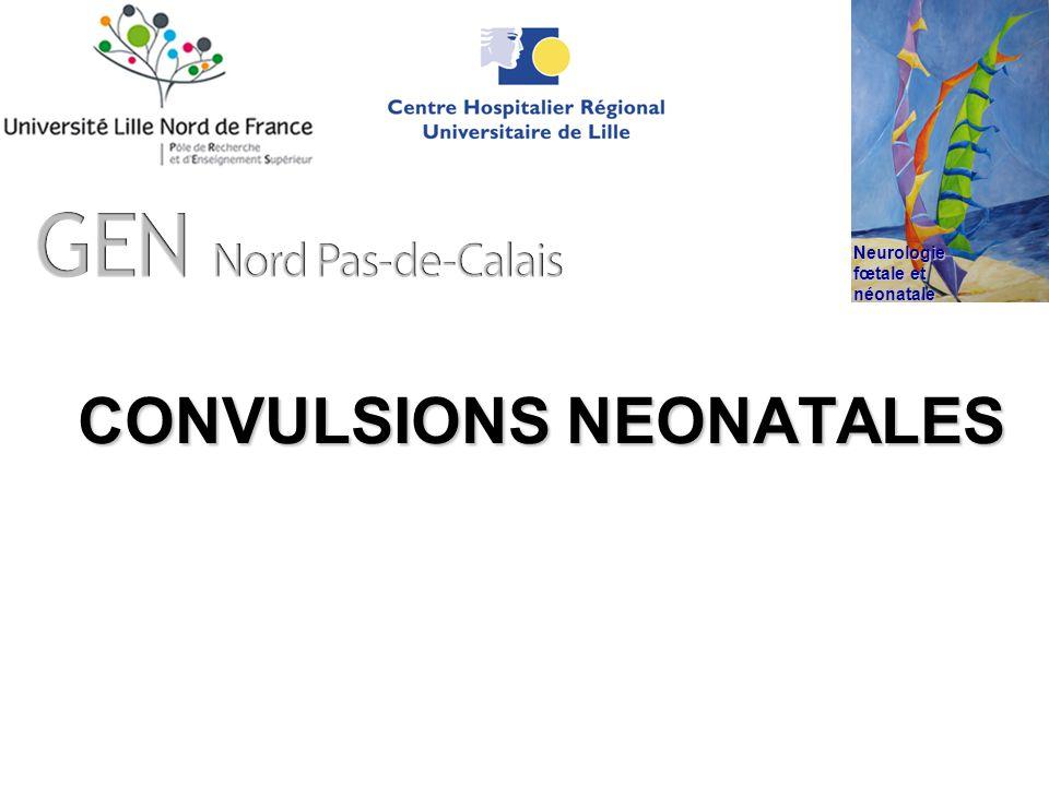 CONVULSIONS NEONATALES
