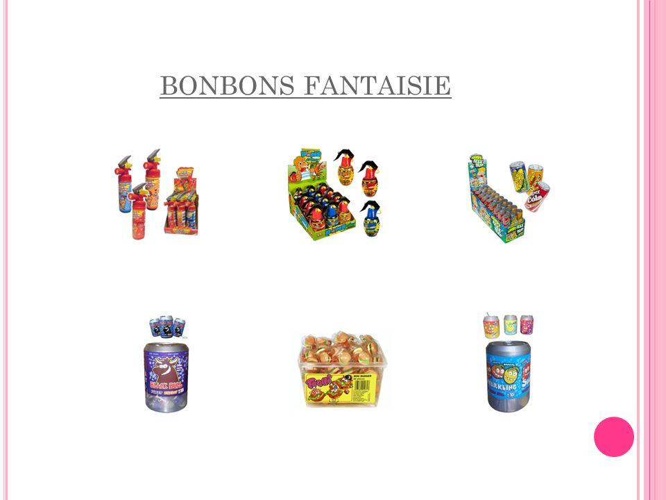 BONBONS FANTAISIE