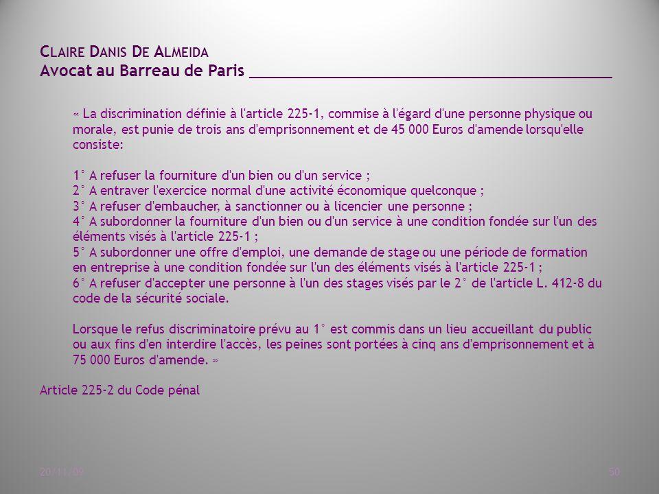 Jeudi 19 et vendredi 20 novembre 2009 mus e du quai branly for Offre d emploi commis de cuisine paris