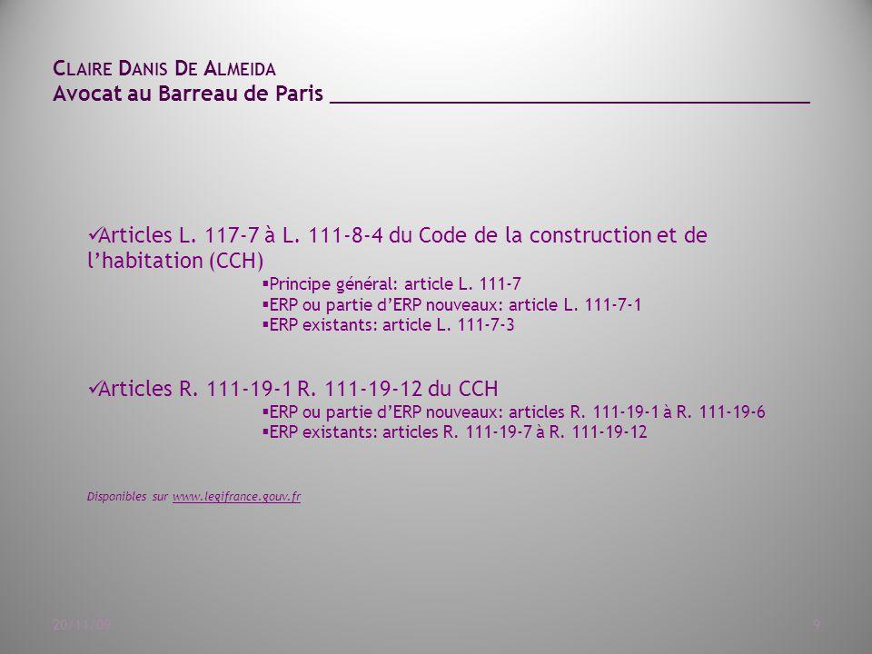 Jeudi 19 et vendredi 20 novembre 2009 Musée du Quai Branly ...