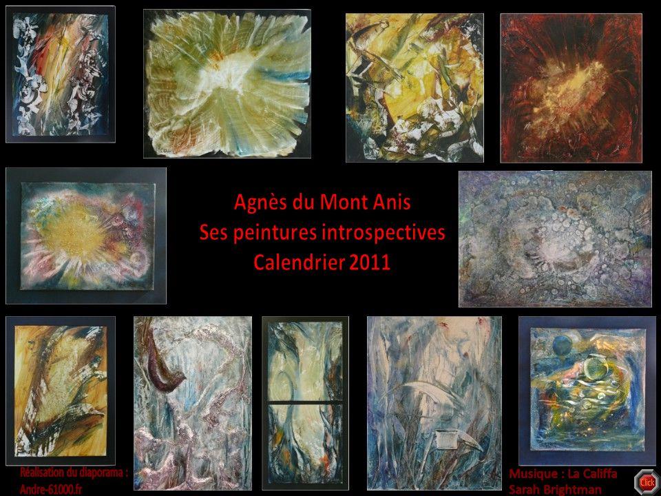 Ses peintures introspectives