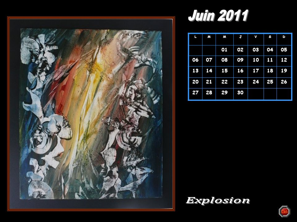 Juin 2011 L. M. J. V. S. D. 01. 02. 03. 04. 05. 06. 07. 08. 09. 10. 11. 12. 13. 14.