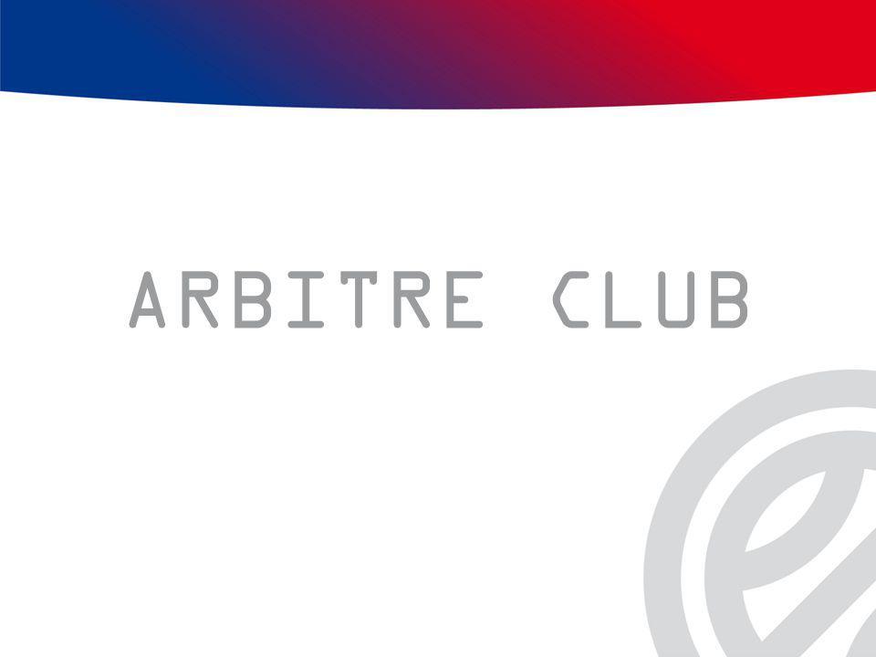 ARBITRE CLUB
