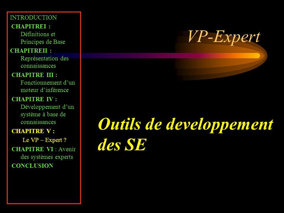Outils de developpement des SE