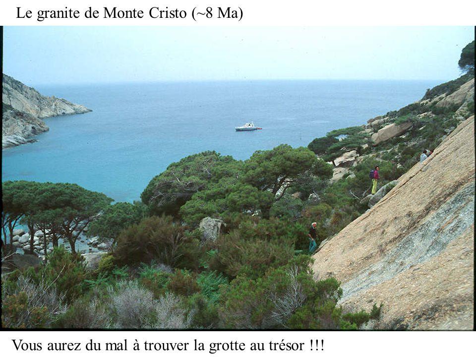 Le granite de Monte Cristo (~8 Ma)