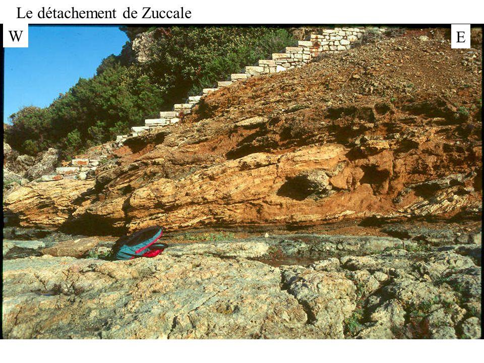 Le détachement de Zuccale