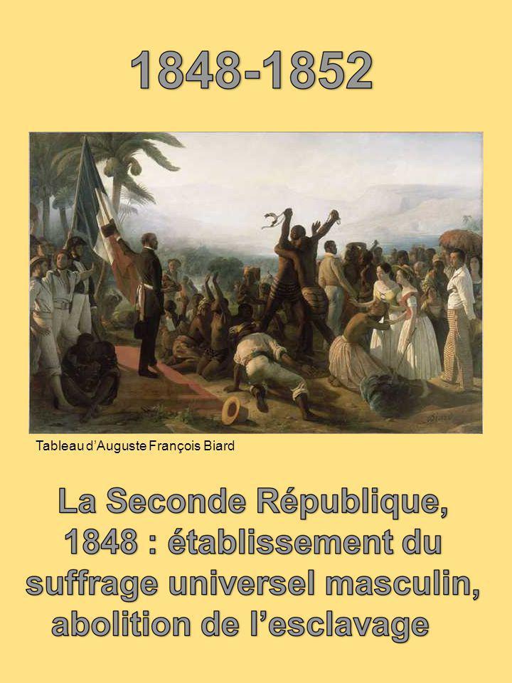 Tableau d'Auguste François Biard