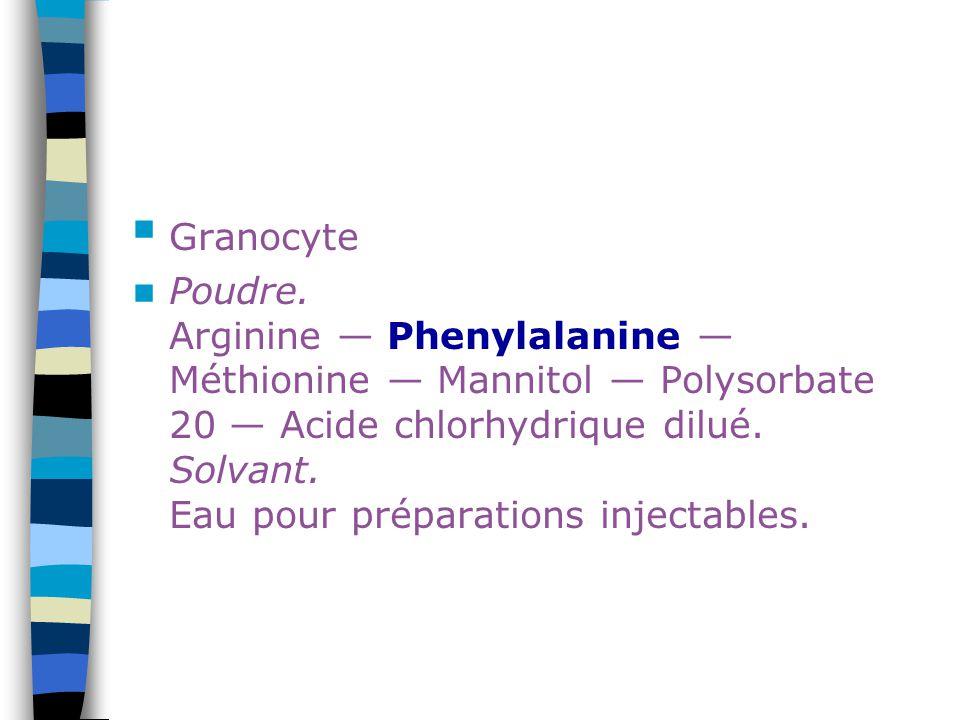 Granocyte