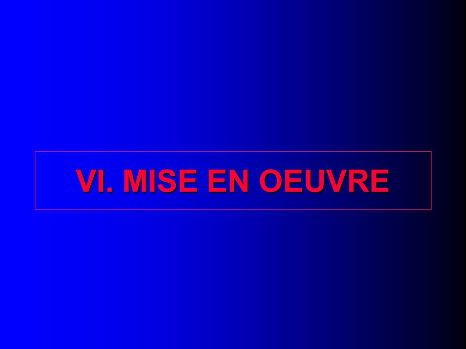 VI. 1. Mise en oeuvre Support visuel (BD)