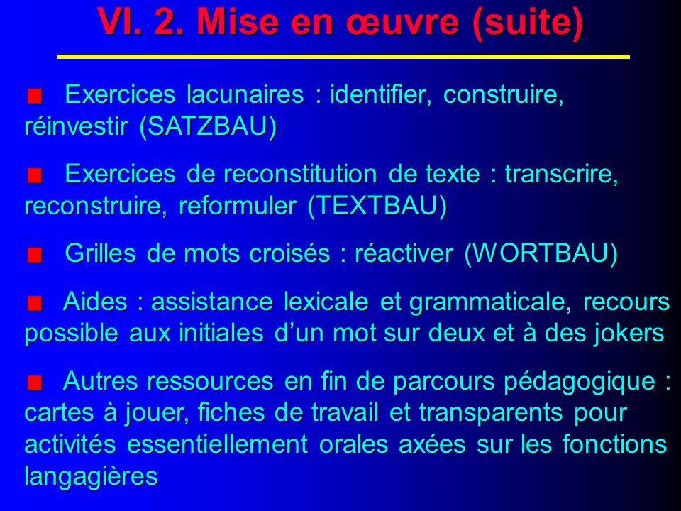 "VI. 3. Fenêtre ""TEXTBAU"