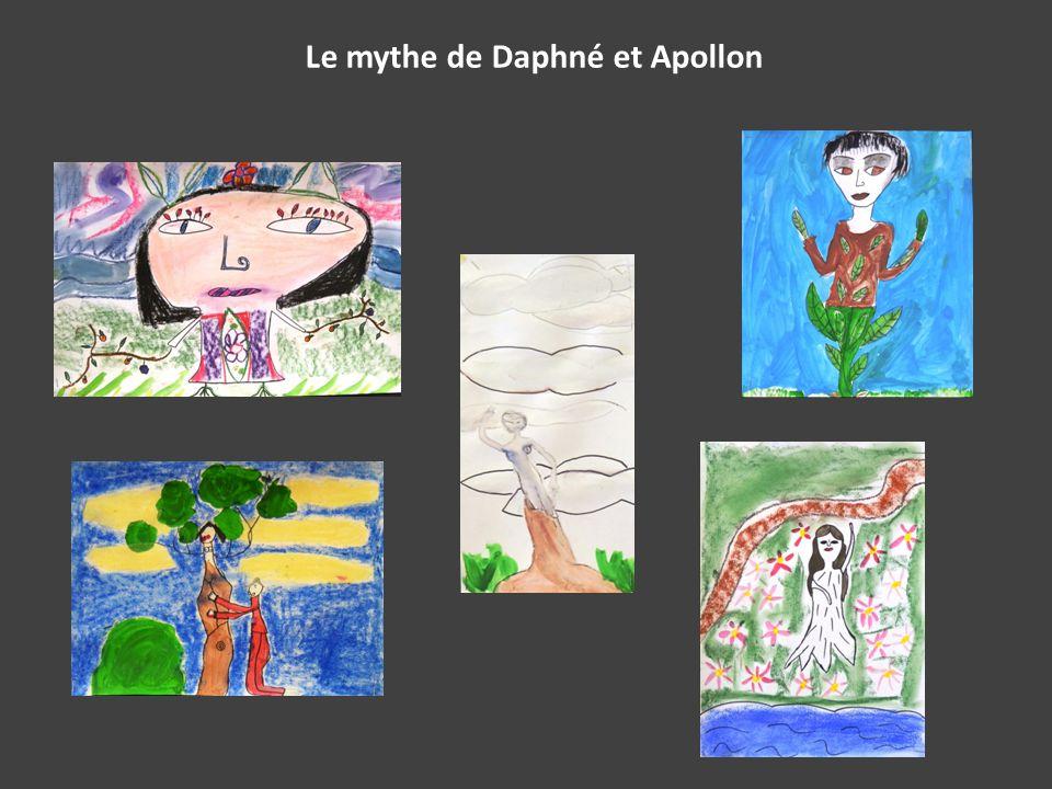Le mythe de Daphné et Apollon