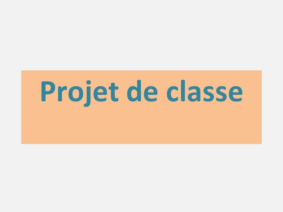 Projet de classe