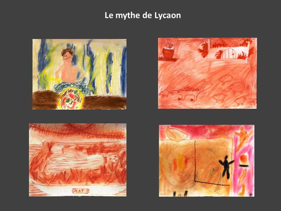 Le mythe de Lycaon