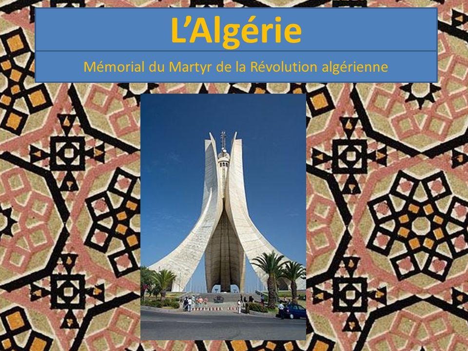 Mémorial du Martyr de la Révolution algérienne