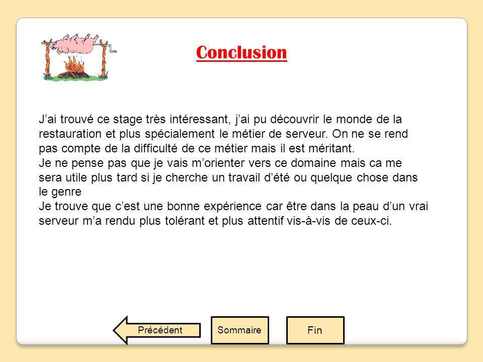 Rapport de stage r mi chupot 3e3 ppt video online for Emploi agent restauration collective