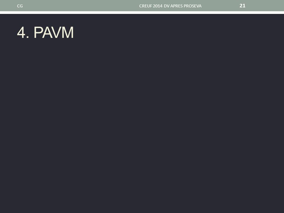 CG CREUF 2014 DV APRES PROSEVA 4. PAVM