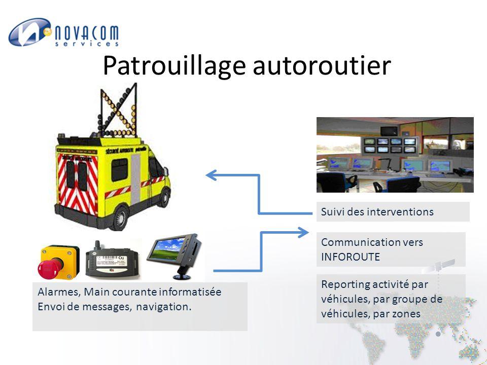 Patrouillage autoroutier