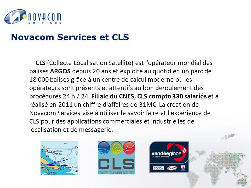 Novacom Services et CLS