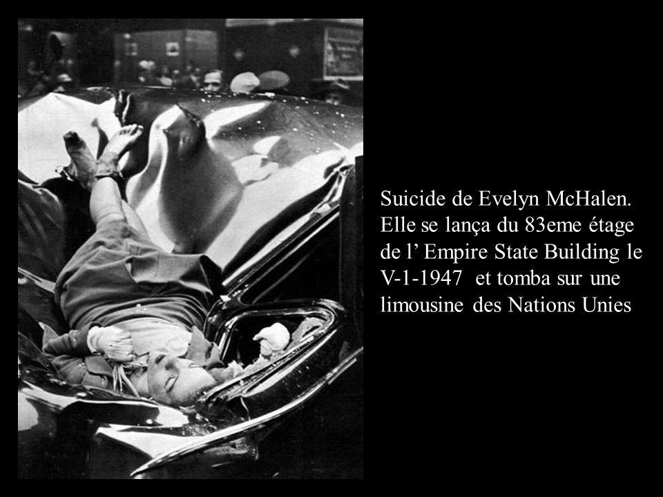Suicide de Evelyn McHalen