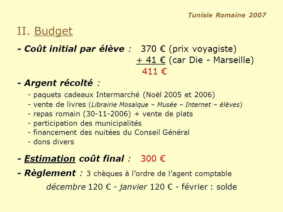 décembre 120 € - janvier 120 € - février : solde