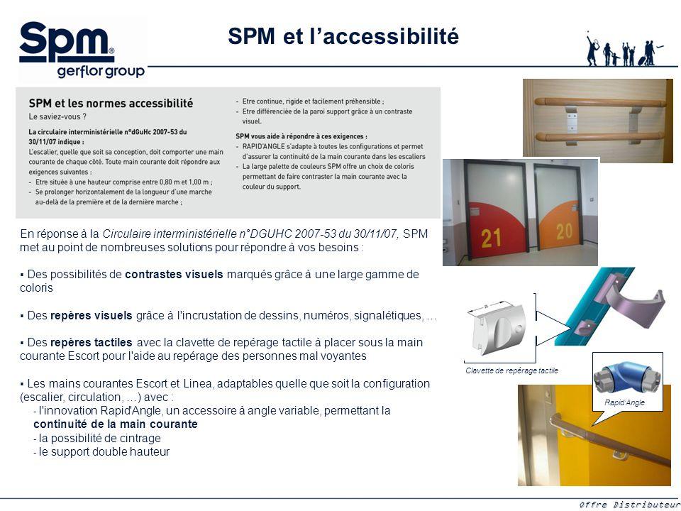 SPM et l'accessibilité