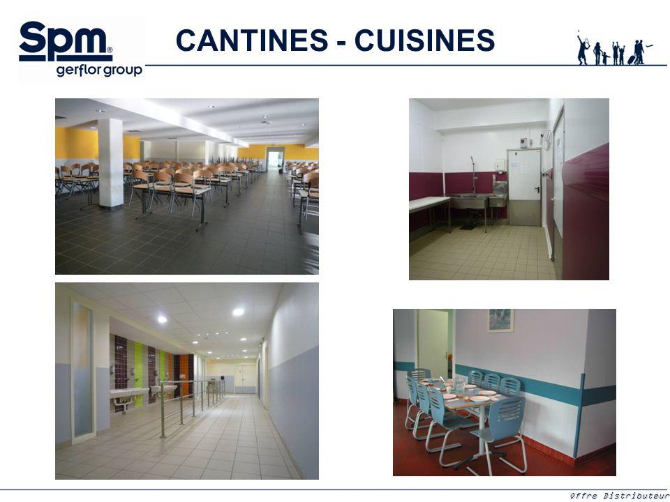 CANTINES - CUISINES