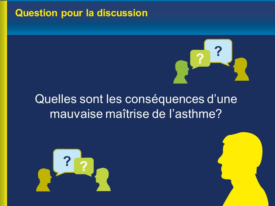 Question pour la discussion