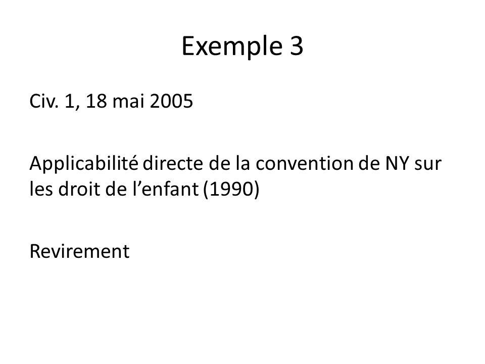 Exemple 3 Civ.