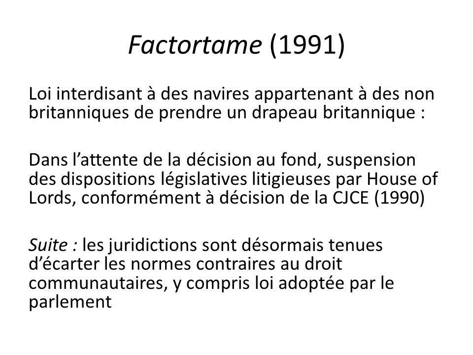 Factortame (1991)