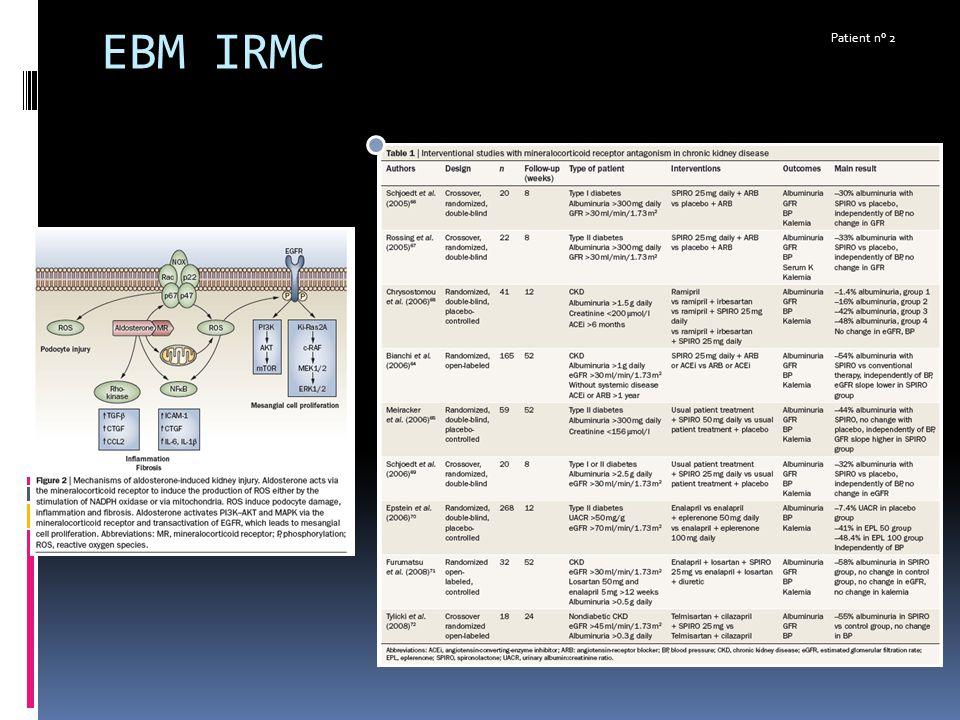 EBM IRMC Patient n° 2