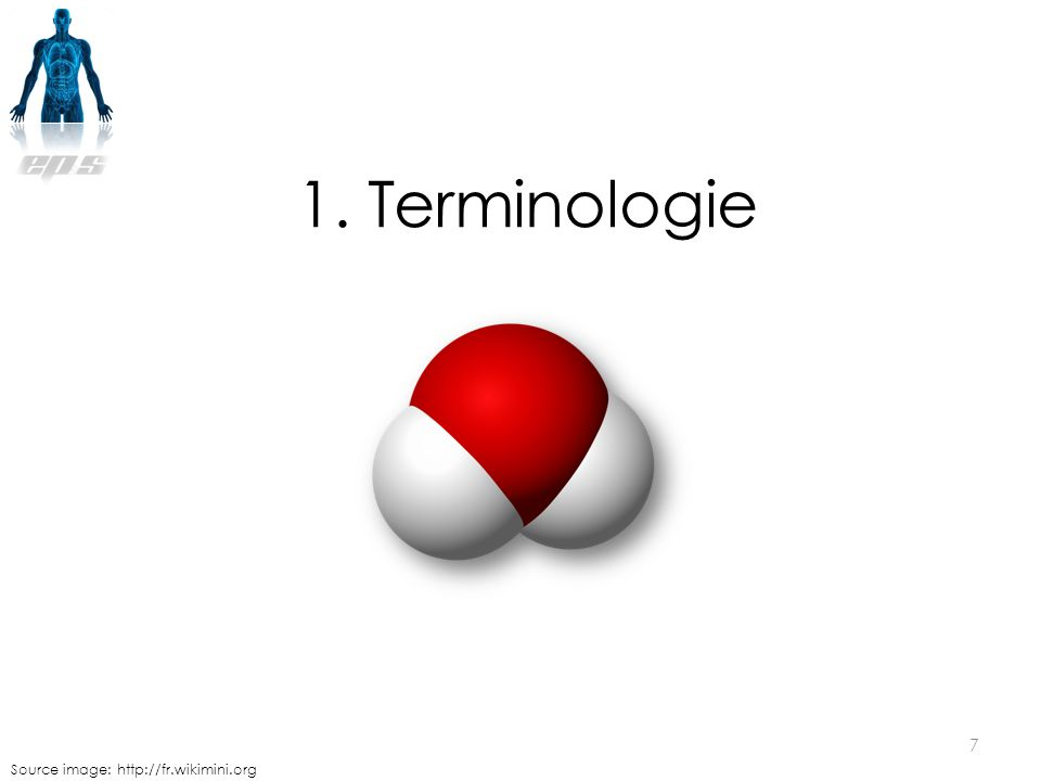 1. Terminologie Source image: http://fr.wikimini.org