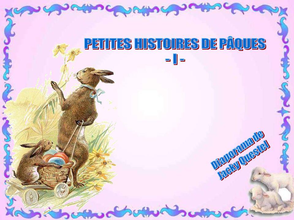 PETITES HISTOIRES DE PÂQUES