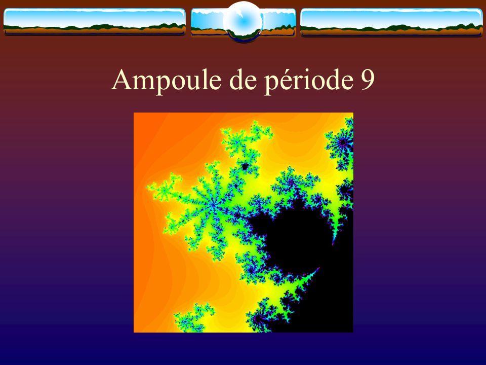 Ampoule de période 9