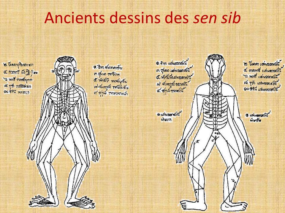 Ancients dessins des sen sib