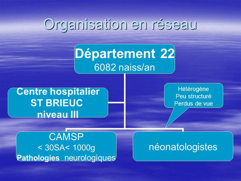 Organisation en réseau