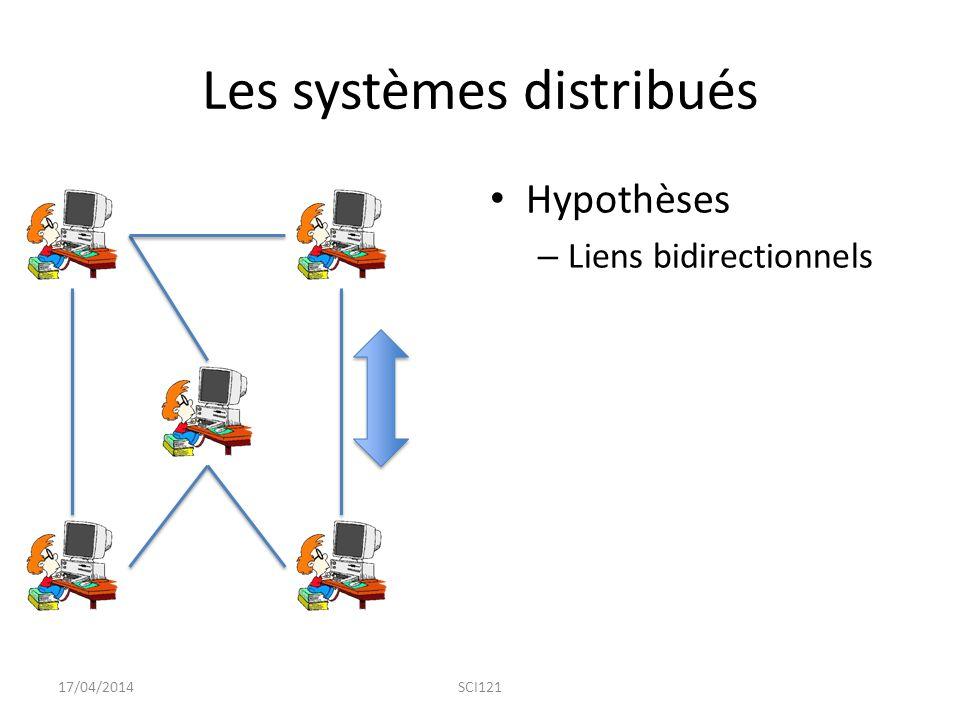 Les systèmes distribués